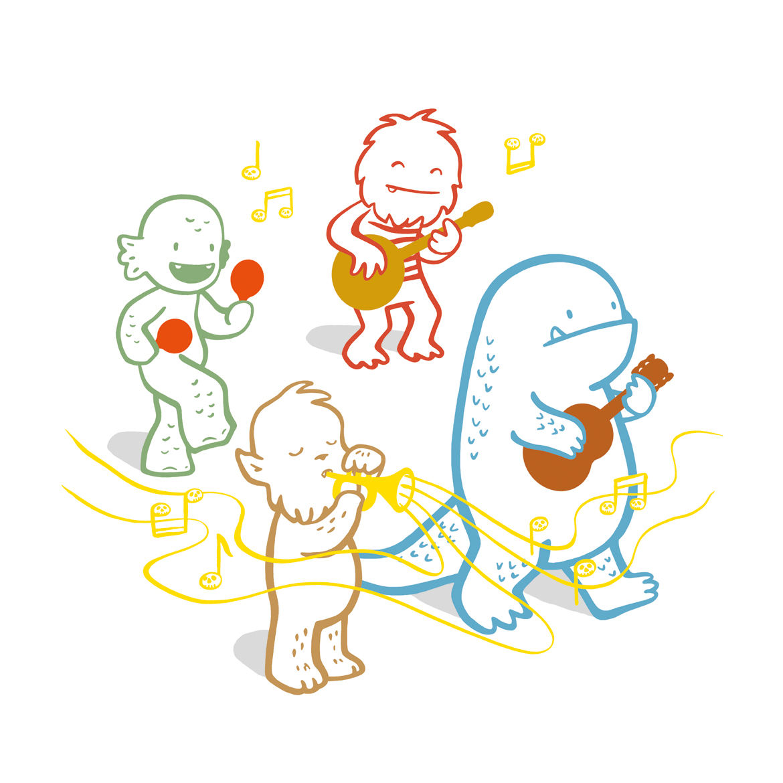 MusicMonsters